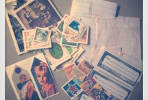 Letter Writing Blogs + Bits