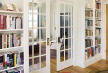 Home Library - Rooms