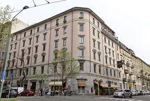 VENDITA - Duplex ultimo piano con terrazzo / Milano, Viale Corsica, ultimo piano con vista che spazia verso il centro città, in Stabile d'epoca proponiamo in vendita con incarico in esclusiva, appartamento di 4 locali al quinto e sesto piano. L'appartamento è un duplex ben distribuito e non necessita di ristrutturazioni.