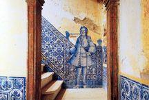 AZULEJOS du Portugal / Les célèbres carreaux de céramiques dont les décors sont exceptionnels