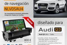 Audi / #Navegadores para #Audi