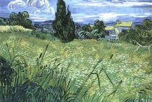 Van Gogh / Dipinti di Vincent Van Gogh