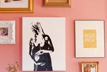 Nursery ideas / by Jessica Carlson
