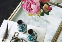 tablescape / by Jennifer Marett