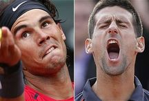 The Faces of Tennis