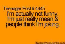 Ha ha ha! / by Emily Howard