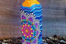 mandala bottles