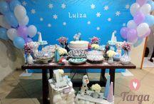 Festa Frozen / Luiza - 8 anos