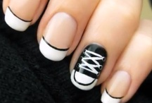 Nails inspired by shoes
