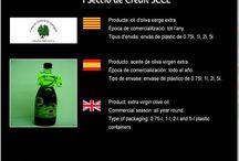 Camp Cervià de les Garrigues i Séccio de Crèdit SCCL / Cooperativa d'Oli de Cervià de les Garrigues