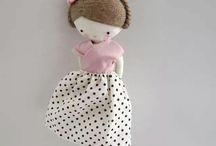 Couture / poupée de chiffon