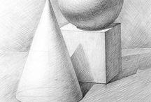 Геометрия  тени