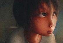 Favourite illustrators: Rebecca Dautremer / by Louisa Higgins