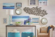 casual coastal nautical cottage style