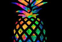 fruta dubujada