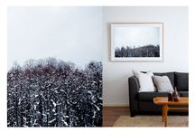 One Fine Print [home] / One Fine Print framed photographic art prints on display in homes  #interiors #decor #art