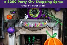 Halloween / Birthday- party city / by Shethy Smith