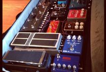 Customer Pedalboards