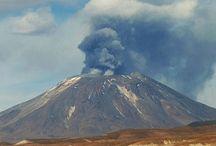 Volcanes magníficos..