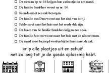 Werkblad Sint