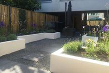 Onze nieuwe tuin