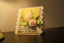 Card Ideas / by Evelyn Worrell
