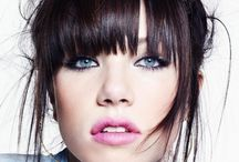CARLY RAE JEPSEN / It's only about Carly Rae Jepsen!! / by Simla Tükenmez