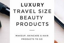 T R A V E L // beauty / Products perfect for girls on the fly