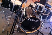 DRUMS / I'm endorsed by Sonor Drums,I'm gonna share all my Sonor moments right here