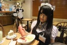 Japanese maids
