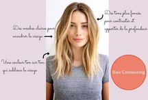 Tuto coiffure / Tutoriels pour des coiffures faciles à réaliser et ultra tendance !
