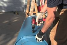 Rain Barrels / instructional videos about rain barrels  / by Utah State University Extension