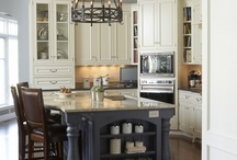 Kitchen Ideas / by Tracey Sibold