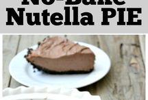 Cheesecake No Bake Easy Nutela
