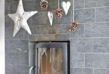 Weihnachten- Deko fürs Haus