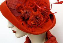 Hats , hatpins and holders / by conny Van Der Velden