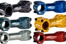 Hope MTB Stems - mountain bike parts / monkamoo.com offers Hope mountain bike stems for Cannondale Headshok Forks, Downhill bikes, and cross country bikes.