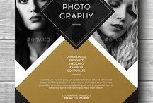 Fotografie flyers