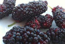Doğal meyveler