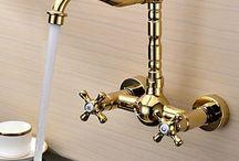Antique Kitchen Taps / Antique Kitchen Taps : http://www.uktaps.co.uk/antique-kitchen-taps-c-23_24.html Taps UK Online Store