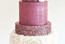 ruffles cakes