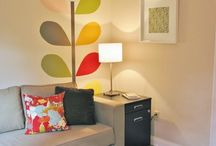 Home Office/Guest Room / by Tricia Curl