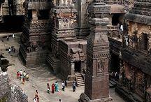 skalné chrámy