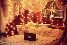 Room with Lights :)
