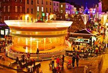 Marchés de Noël dans les Pays Celtes / http://blog.alainntours.fr/noel-en-pays-celtes.html
