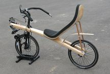Cool Velocars, cargo bikes and other urban concept concept