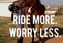 Equestrian Motivation