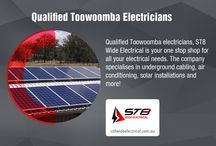 ST8 Wide Electrical / At ST8 Wide Electrical our team of experienced and reliable toowoomba electricians have you covered. We are Hazardous Area Qualified and have experience in a wide range of situations. We are available for emergency breakdowns and other hazardous situations 24 hours a day 7 days a week (call out fees apply) As leading Toowoomba electrical contractors we specialise in underground cabling, air conditioning, solar installations and a lot more. Contact us for more information.