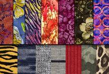Seamless Fabric Textures Pack. Beautiful… / minták... textura.