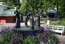 goteborg liseberg / park rozrywki